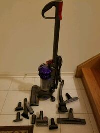 Dyson Ball Vacuum With All Attachments