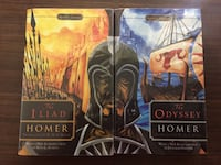 Homer's the Iliad and the Odyssey  Chatswood, 2067