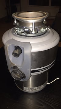 $500 garburator from Home Depot. Never used. Has brand new drain assembly and bracket as well. Vancouver, V6A 0G6