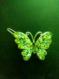 Butterfly Jewelry Hair Pin Ontario, 97914