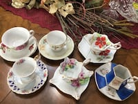 6 sets cups and saucers old japan all for $ 45.00 ventage Harahan, 70123