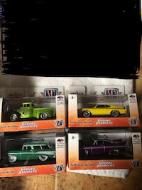 M2 machines lot of 4 Middletown, 17057