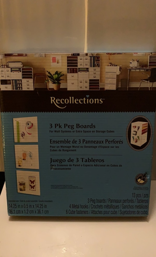3Peg Boards by Recollections 84174430-9394-41dd-ab2c-261376827bcf