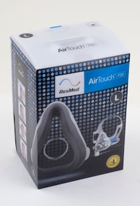 BRAND NEW ResMed AirTouch F20 Full Face Mask (Size L)