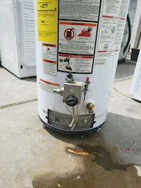 40 gallons gas water heater