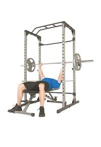 Brand new power cage 800 lb weight capacity