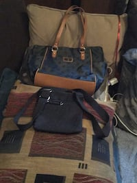 Two Tommy Hilfiger crossbody & Tote Bag