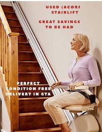 Acorn Stairlift (perfect condition) best offer save 50-60% on retail  Markham, L3P 1Y3