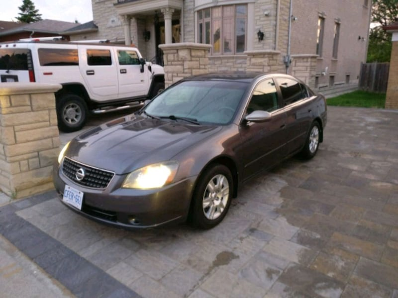 Nissan - Altima - 2006 LOW KM 0