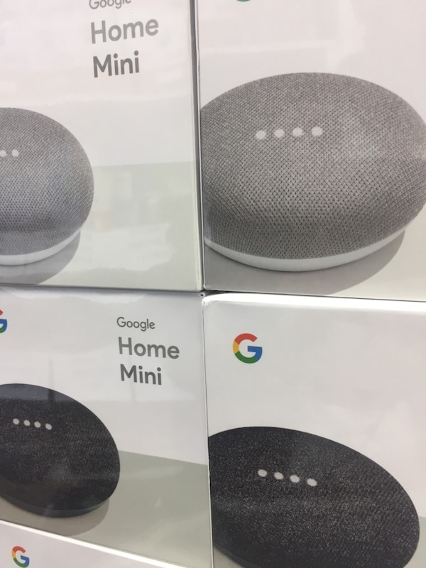 Used Brand New Sealed Google Home Mini, Silver And Gray Colors For ... Used Brand New Sealed GOOGLE HOME MINI, silver and gray colors for ... Gray Things gray color google