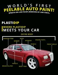 Plasti dip your ride!