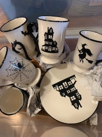 Halloween dishes Downers Grove, 60516