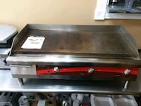 Commercial electric griddle. Pick up only. 400 mi