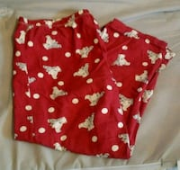 WOMENS PJ bottoms $10 each  plus size 726 km
