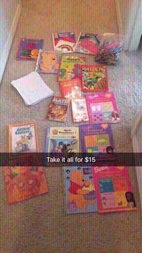 Kids Books and Coloring books Brandon