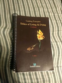 Guiding Principles Ethics of Living and Dying  Bakersfield, 93306