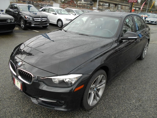 2014 BMW 320I xDrive NAVIGATION & SUNROOF