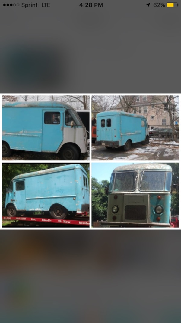 Step Vans For Sale >> Used 1963 Ford Grumman Olson Step Van For Sale In Concord Letgo