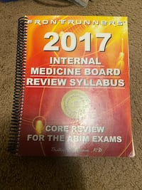 2017 internal Med. Board Review Syllabus