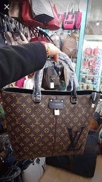 borsa in pelle marrone Louis Vuitton Чезано-Мадерно, 20811