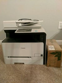 Canon printer/scanner + extra toner  North Las Vegas, 89031