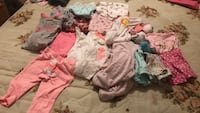 baby's assorted clothes North Vernon, 47265