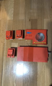 Hotwheels Speedometer, Lap Counter and Supercharger