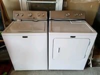 Maytag HE Washer+ Dryer 2002 mi