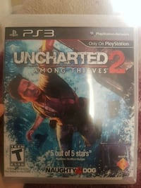 Ps3 uncharted 2 game San Diego, 92105