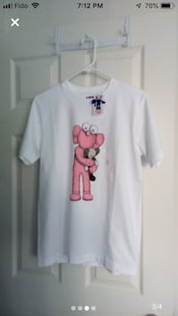 Uniqlo kaws collection size S  firm price Mississauga, L5M 0S4