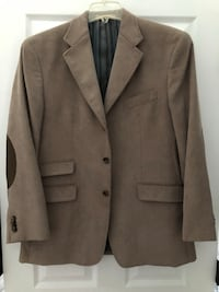 gray notch lapel suit jacket Charles Town, 25414