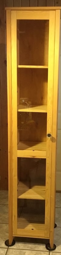 FURNITURE=Solid pine cabinet =home household furniture=$145 negotiable  Manito, 61546