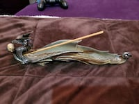 Dragon incense burner with 3 boxes incense Stafford, 22556