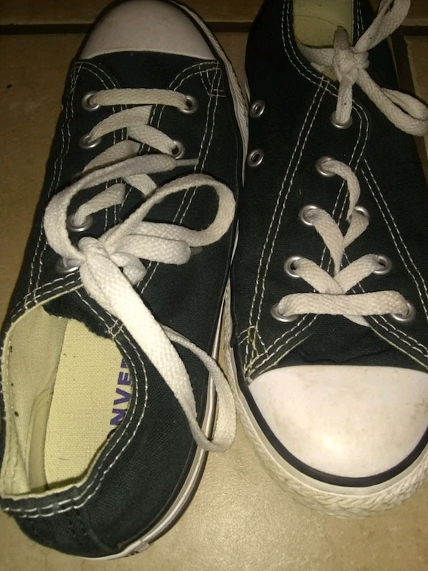 Used Youth boys converse size 3 for sale in San Angelo - letgo 5f7290630