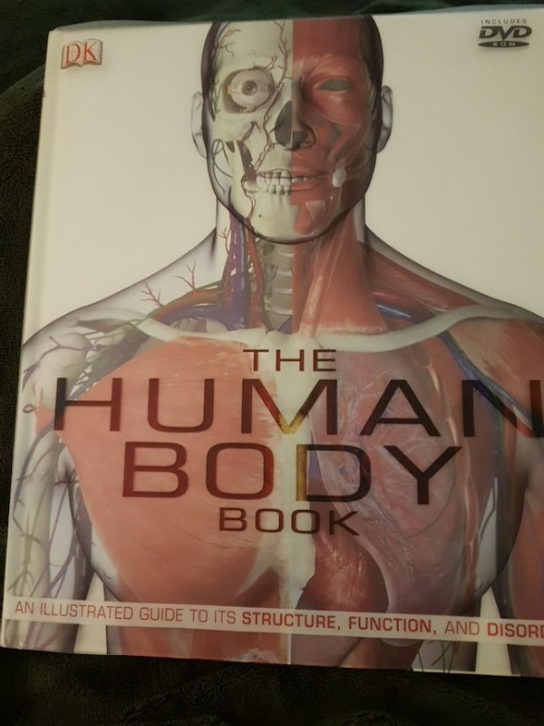 Used The Human Anatomy Book For Sale In Calgary Letgo