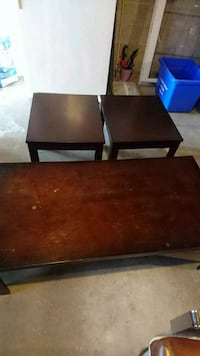 Coffee table+2 end tables Barrie, L4M 6H5