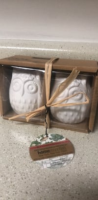 Owl salt and pepper shakers Lafayette, 70506