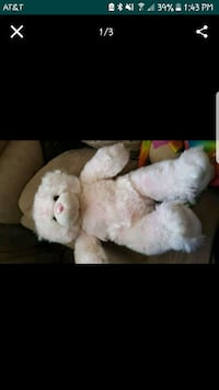 white and brown bear plush toy screenshot Bakersfield, 93307