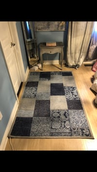 6x4 blue area rug Vaughan, L4H 0M3
