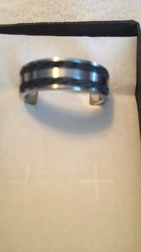 Men's size 11 ring stainless steel