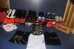 Selling Full Sneaker Collection
