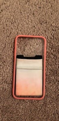 Used once the pocket comes with the phone case he case is almost bran new did not even take it out only in the house  San Gabriel, 91776