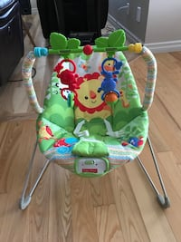 Vibrating baby chair EUC Calgary, T3R