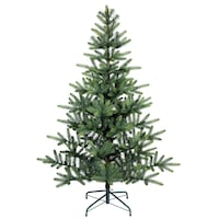 5.5' Unlit Artificial Christmas Tree New Growth Green Balsam Fir Austin, 78754