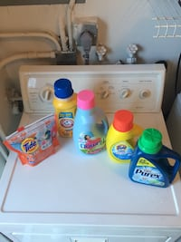 Dryer, Downy, Tide and Purex plastic bottles Riviera Beach, 33404