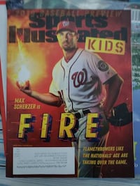 Sports Illustrated Kids 5 issues Falls Church