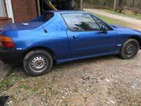 1993 Honda Civic del Sol. PROJECT. Clean title. CASH ONLY Cleveland, 37323