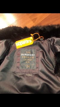 Women's faux fur Superdry med NEW Grande Prairie, T8V
