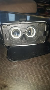 black and white virtual-reality headset Hamilton, L8K 6K2
