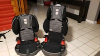 2x Britax Frontier click tight 2014